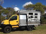 SOLD!  2016 Palomino SS1251 slide on camper and custom boxes only Pialba Fraser Coast Preview