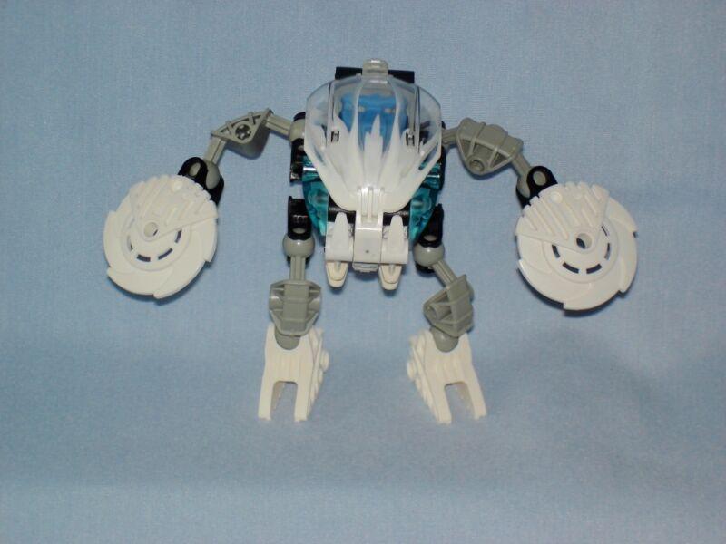 Lego 8565 Bionicle Mata Nui Bohrok Kohrak robot complet no rubber de 2002 C219