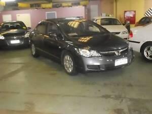 2007 Honda Civic 1.8L Auto - 4 Door Sedan Wangara Wanneroo Area Preview