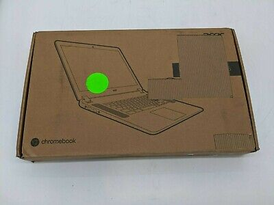 Acer Chromebook 15 Intel Atom x5-E8000 1.04GHz 4GB DDR3 15GB eMMC -J5898