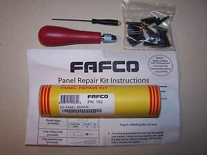 Fafco Swimming Pool Solar Panel REPAIR kit 1/4