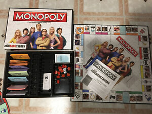 3 different monopoly games