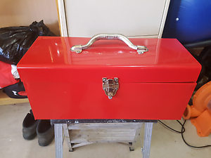 TOOLBOX WITH TRAY (NEW) Cairnlea Brimbank Area Preview