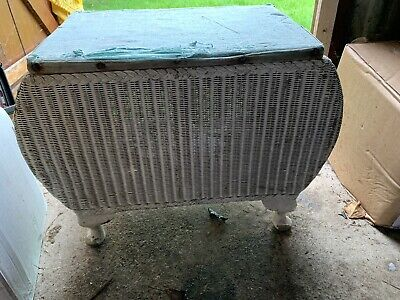 Vintage Storage Box Seat With Storage Restoration Project