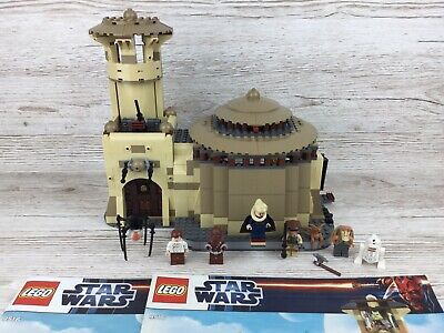 Lego Star Wars (2012) ~ Set 9516 ~ Jabba's Palace ~ Very Rare ~ Free P&P (3)