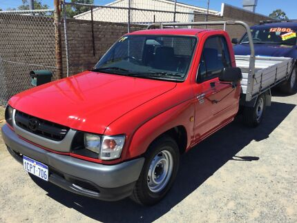 2003 Toyota Hilux Ute 4x2 2.7 efi 5 sp man ute only 188,000 klms