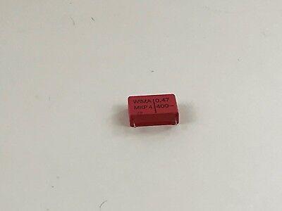 High Voltage Capacitor .47uf 400v