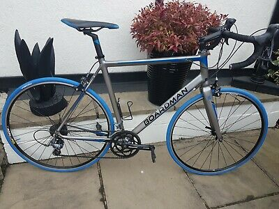 C BOARDMAN ROAD SPORT TRIPLE BUTTED K7 BIKE XL 57.5