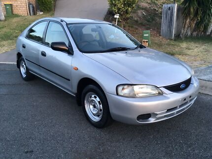 With Road Worthy Certificate 'Ford Laser 00' Reliable & Clean.