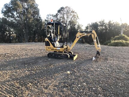 Cat Mini Excavator for Hire