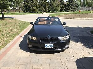 Pristine. Like new.  Perfect condition. 2008 BMW 335 Cabriolet.