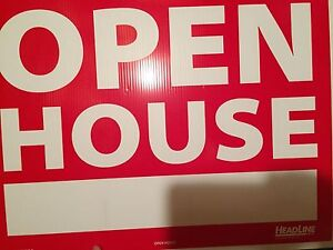 OPEN HOUSE SUNDAY AUGUST 20