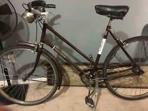 Vintage Raleigh Sports Bicycle