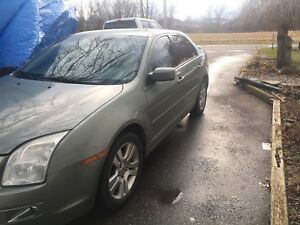 2010 Ford Fusion Green