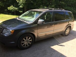 2010 Town and Country Minivan for sale