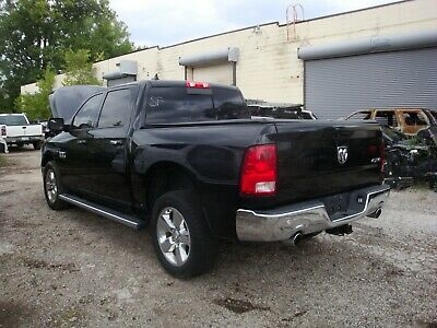 2009-19,Dodge,Ram,1500,Classic,Front End,Crew Cab,Front-Rear Doors,Bed,Box Body