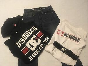 DC clothing lot