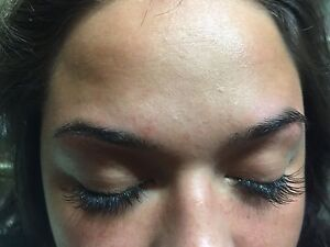 Eyelashes extensions threading waxing facials starting from$5 Cambridge Kitchener Area image 4