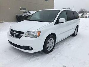 Dodge Grand Caravan CREW PLUS CUIR TOIT