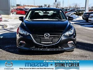 2016 Mazda Mazda3 GX B/T Keyless Push Start
