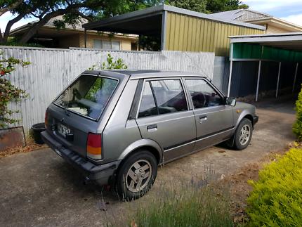1986 Daihatsu Charade Great condition!!