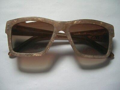 Sonnenbrille Original MARMA London Nr. MAS 084 02 Handmade in Italy CE Neu