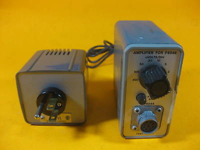 Tektronix Tek Amplifier For 6046 -- 015-0106-00 -- Used