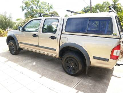 2004 HOLDEN RODEO 2x4