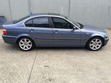 BMW 325i E46-12 months rego Croydon Maroondah Area Preview