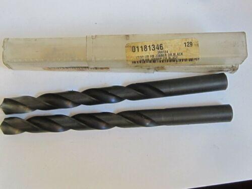 2-17/32 HS Black Jobber Drill Bits 118 HS