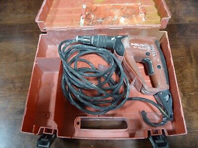 Hilti Sf4000 Drywall Screwgun With Case