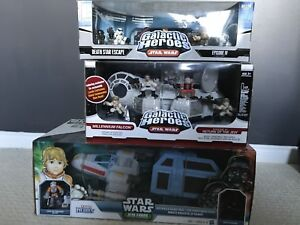 Star Wars Galactic Heroes  and Jedi Force