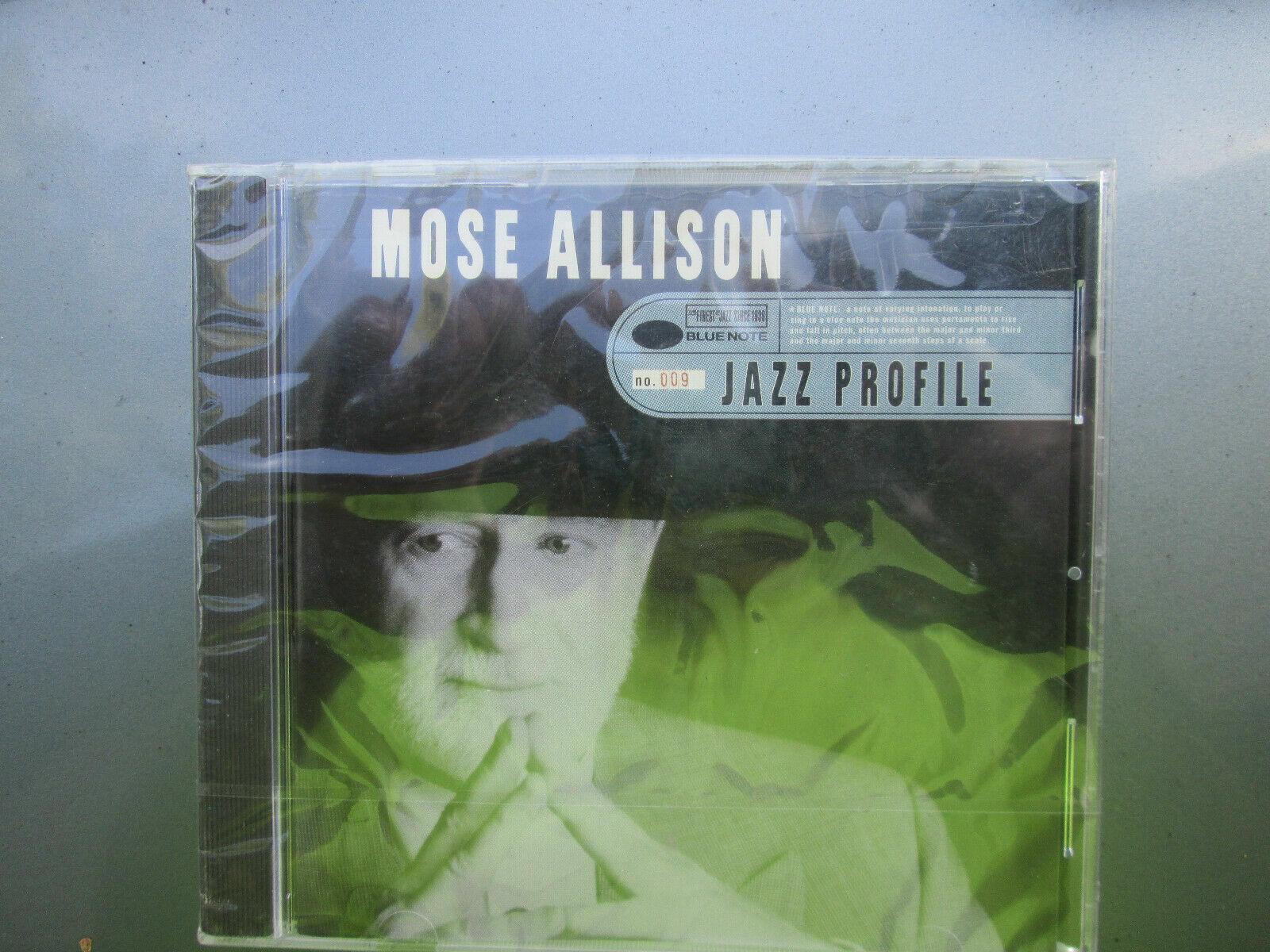 Mose Allison Jazz Profile CD Album MINT SEALED COPY  - $12.99