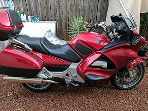 Honda ST1300 ABS Broome Broome City Preview