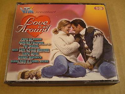 2-CD BOX VTM / LOVE IS ALL AROUND