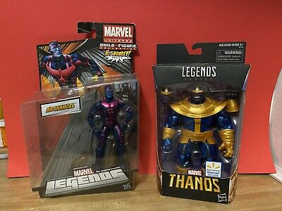 Marvel Legends Figures Lot Thanos Archangel