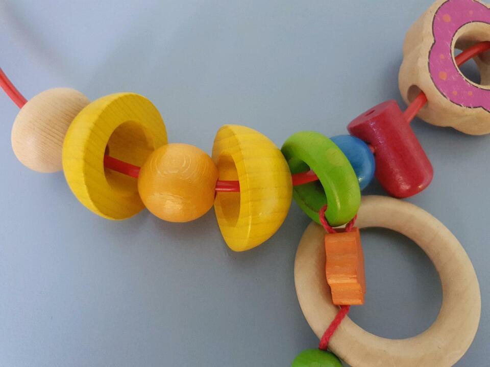 Mobile für Maxi Cosi, Baby, Greifling, Spielzeug, Holz in Nordrhein-Westfalen - Mechernich
