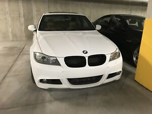 2011 BMW 335i X-Drive 6 speed manual / M-package