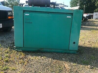 Onan 20 Kw Generator New Surplus Genset Natural Gas