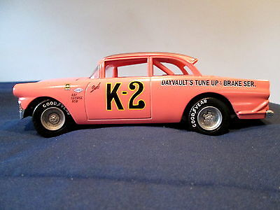 - DALE EARNHARDT'S FIRST RACE CAR - 1956 FORD -