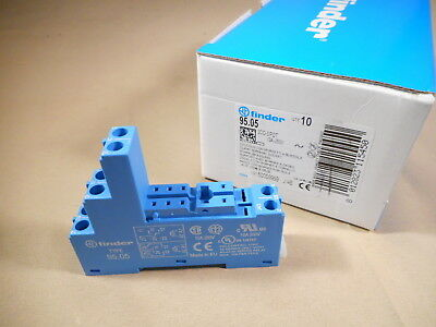 Finder Relay 95.05 Socket Nib