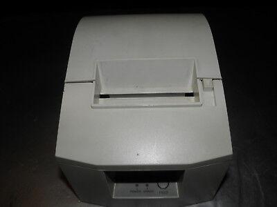 Star Micronics Tsp600 643c Pos Thermal Receipt Printer Parallel White