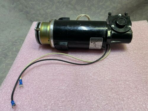 BODINE 12V GEARMOTOR 32Y5FEPM-3F WITH BRAKE