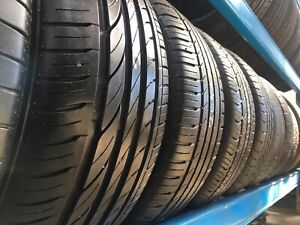 185/14c 195/14c SECOND HAND TYRES $65 EACH FITTED AND BALANCED Wangara Wanneroo Area Preview