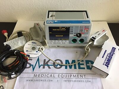Zoll M Series 12l Pacing Aed