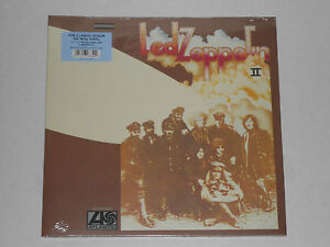 LED-ZEPPELIN-Led-Zeppelin-II-LP-SEALED-180g-gatefold