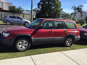 Subaru Forester 99 Yamanto Ipswich City Preview