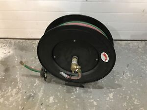 Oxy/Fuel Hose and reel