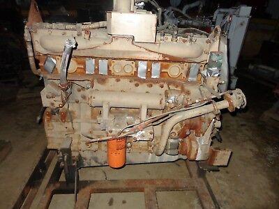 Cummins L10-280g Natural Gas Engine