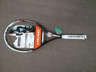 New 2014 Head YOUTEK Graphene Speed Pro 4 3/8 grip size Tennis Racquet (Head Youtek Graphene Speed Pro Tennis Racquet)